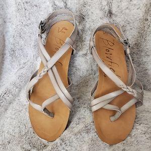 vegan leather Sandal by blowfish Malibu